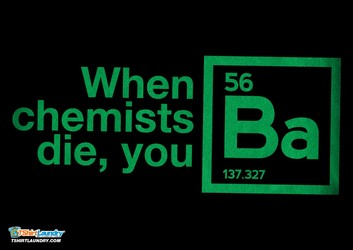 When Chemists Die