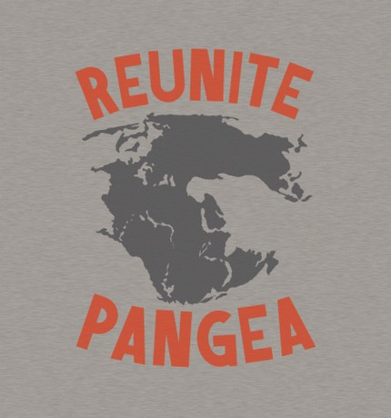 Reunite Pangea