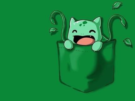 Pocket Monster (GREEN)