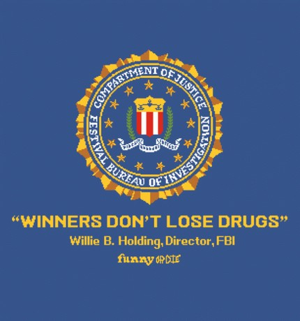 Winners Don't Lose Drugs