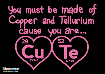 Copper & Tellurium