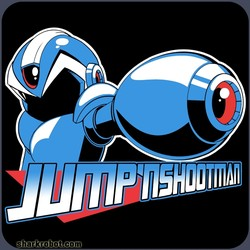 Jump 'n' Shoot Man