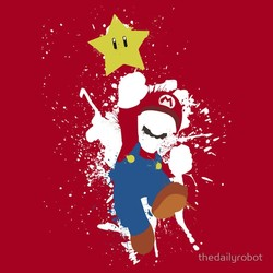 Super Mario Splattery