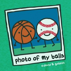 Photo Of My Balls