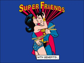 Super Friends (with benefits...)