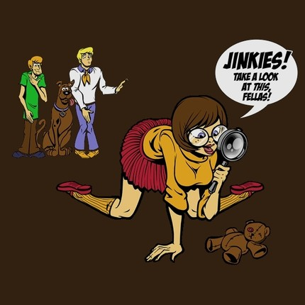 Jinkies! Look At This, Fellas!