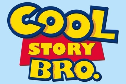 Cool Story Bro Toy Story BodysuitTee