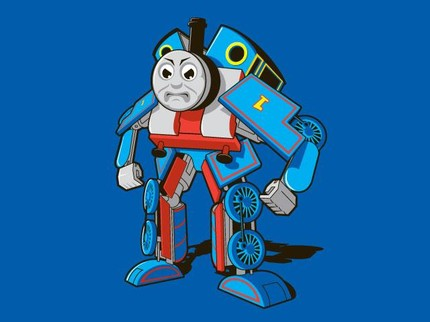 Thomas The Tank Engine Transformer