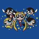 SailorPuff Girls