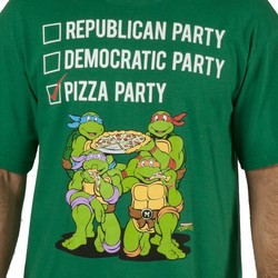 Vote Pizza Party
