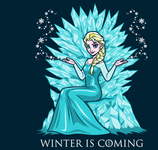 Frozen: Winter is Coming (Elsa)