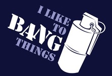 I Like To Bang Things