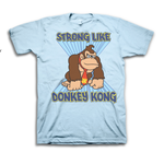 Strong Like Donkey Kong