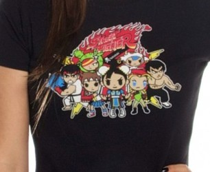 tokidoki x Street Fighter Street Gang