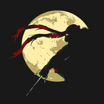 Turtles by Moonlight (4 shirts)