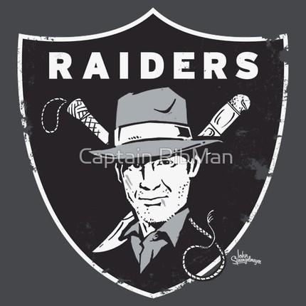 Raiders Of The Lost Fan