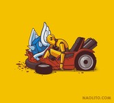 Kart Crash Test