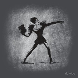 Death Note Book Thrower