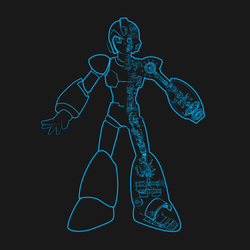 Mega Man X Schematic
