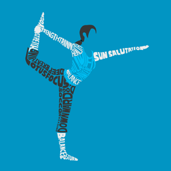 Wii Fit Trainer Typography