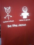 Be like Jesus
