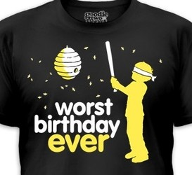 Worst Birthday Ever