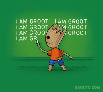 Groot's Detention