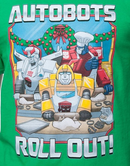 Autobots Roll Out (Christmas)