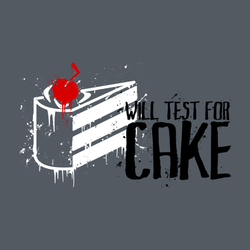 Will Test For Cake