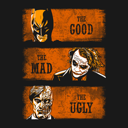 The Good, The Mad and The Ugly