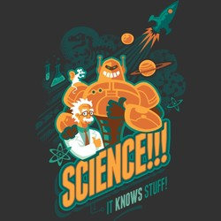 Science!!! It Knows Stuff!