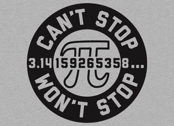 Pi: Can't Stop Won't Stop