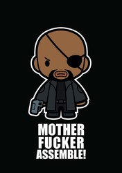 Nick Fury - The Director