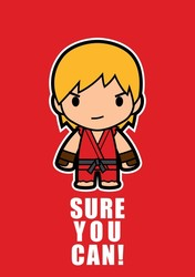 Ken - Sure You Can!