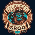 Le Chuck's Ghost Pirate Grog