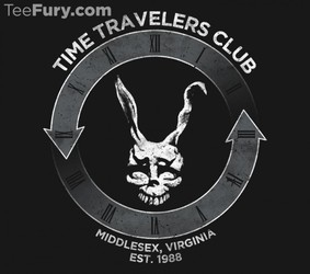Time Travelers Club - Donnie Darko