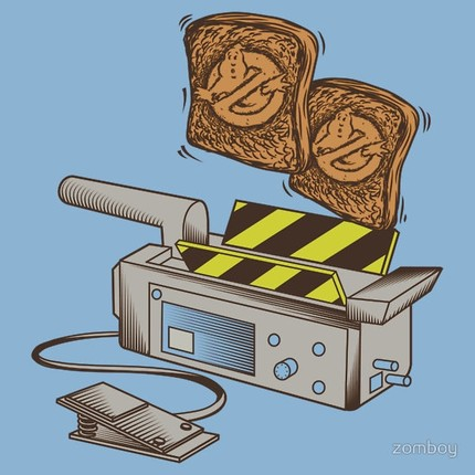 Toast Busters