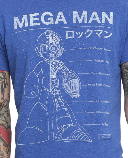 Mega Man Blueprint
