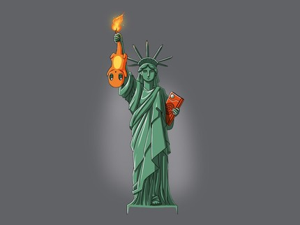Flame Of Liberty