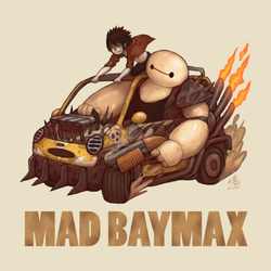 MAD BAYMAX