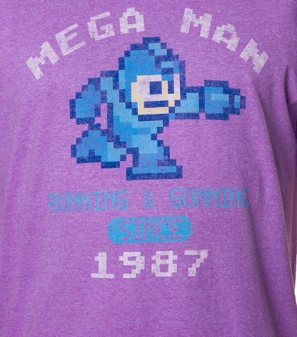 Mega Man - Running & Gunning Since 1987