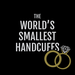 The World's Smallest Handcuffs