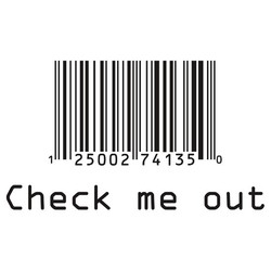 Check Me Out (Barcode)