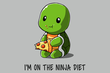 I'm on the Ninja Diet