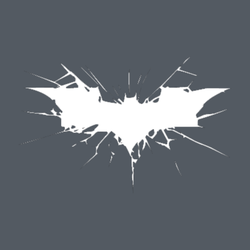 Batman - Cracked Window
