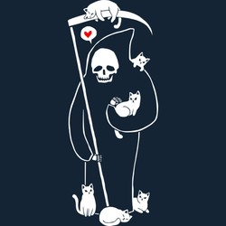 Death Is A Cat Person