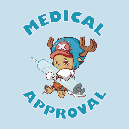 Tony Tony Chopper Medical Approval