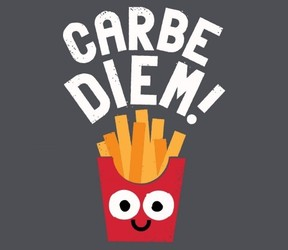 SuperSeize the Day - Carbe Diem!