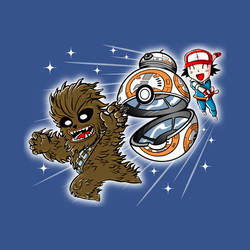 Chewy, I Choose YOU