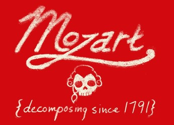 Mozart: Decomposing Since 1791